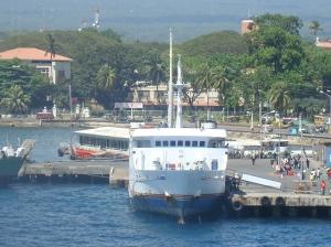 Pier 2 Dumaguete Port