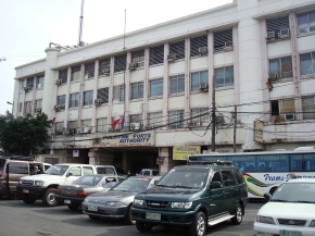 Former Manila Port Terminal now the office of PMO-South Harbor.