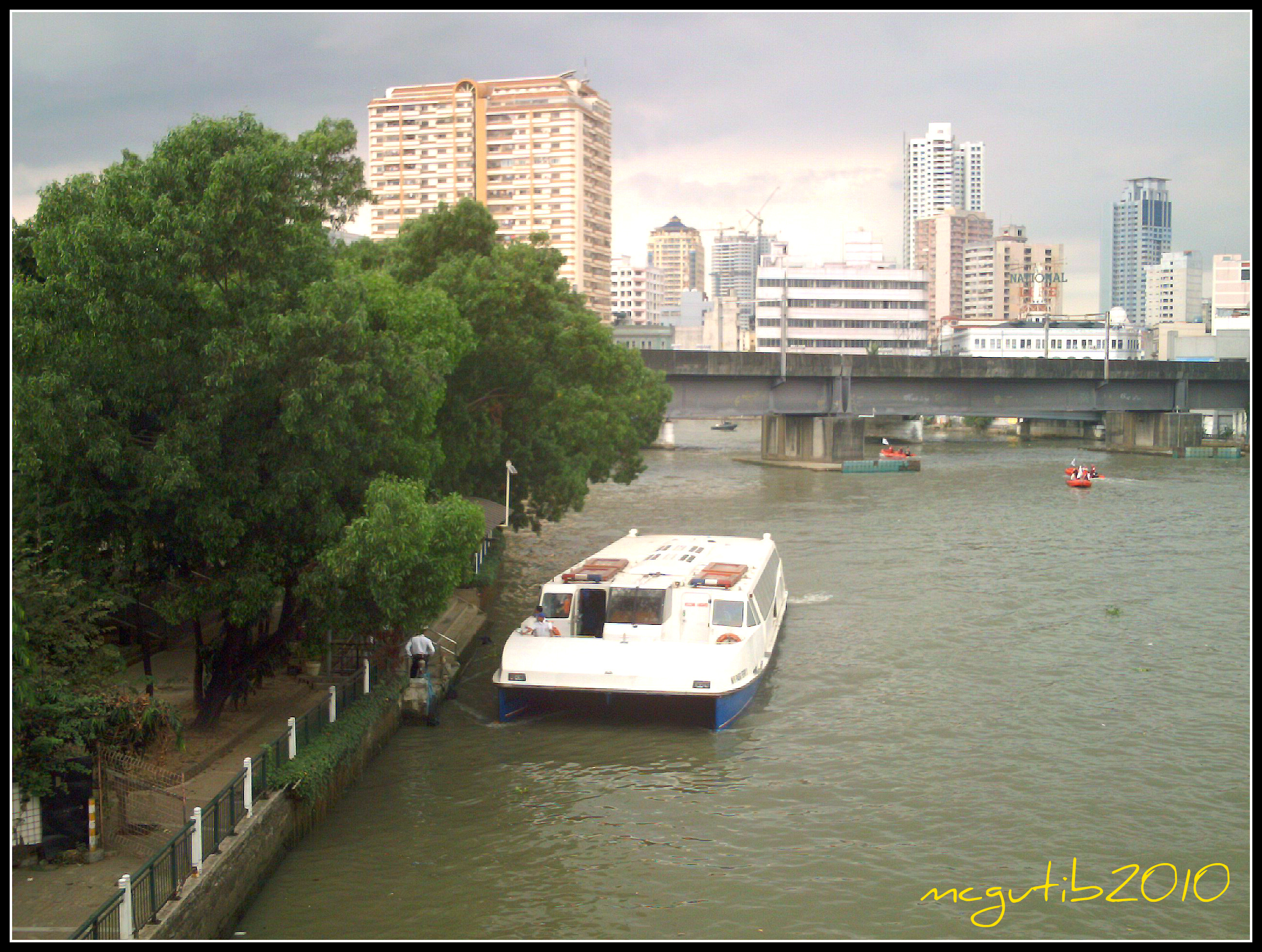 Pasig River 2015 Project Proponent Pasig River