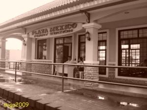 Plaza Mexico Ferry Terminal