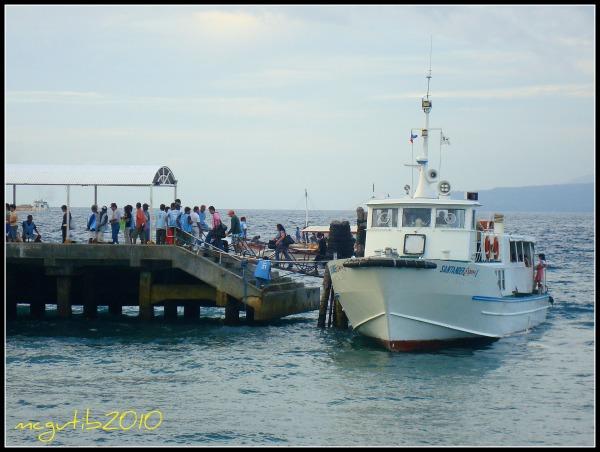 Sibulan Port