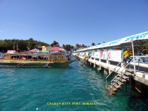 Cagban Jetty Port