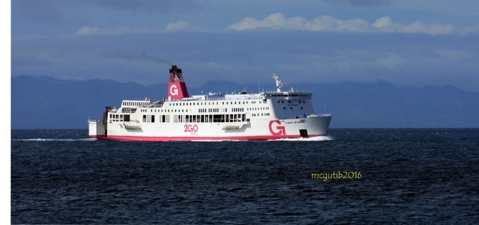M/V St. Michael the Archangel of 2GO Travel