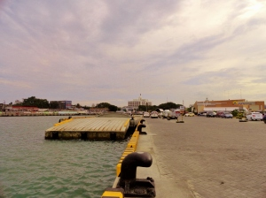 Iloilo City's newest ferry terminal