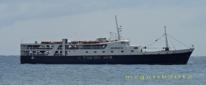 M/V Georich of George & Peter Lines