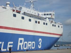 Super Shuttle RORO 3