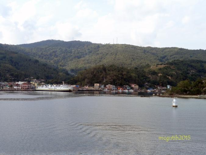 View of Port of Romblon
