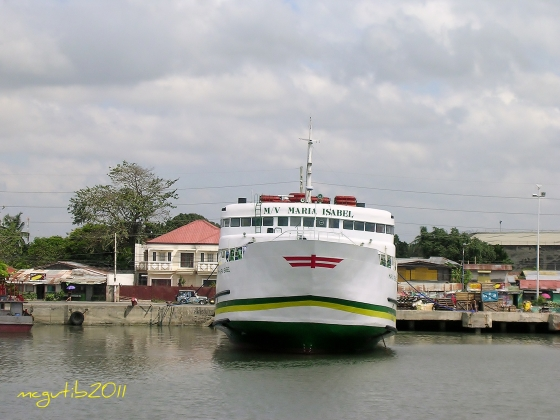 Docked here in Lapusz wharf Iloilo on our way to upnorth.